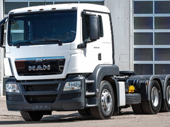 JOLT takes delivery of first Swap-Truck